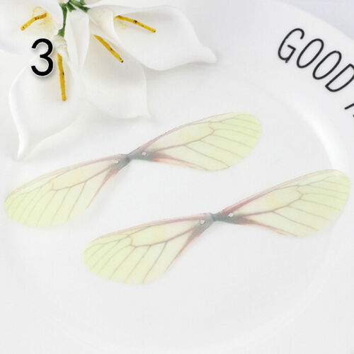 10x dragonfly wing charms for diy women earrings pendant jewelry/'gift In ZN