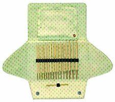 addi-click Bamboo Stricknadel Set 550-7
