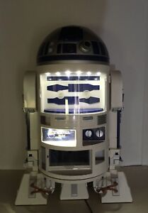 Details about Star Wars ROTS 1/1 R2-D2 PEPSI Refrigerator Machine JP  Exclusive Lucky Draw