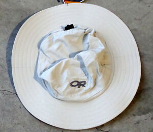 2ee61e1a Outdoor Research Helios Sun Hat - Sand - M 727602120416 | eBay