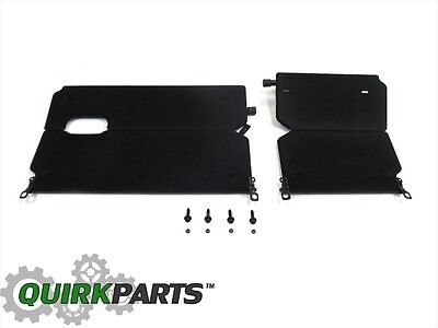 2006-2009 Dodge Ram 1500 2500 3500 BLACK Flat Load Rear Floor Kit OEM NEW MOPAR