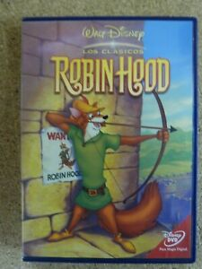 DVD-Robin-Hood-Walt-Disney