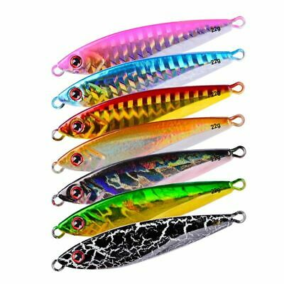 Made in Japan jig Shone Hard Bait Fishing Metal jigger Lure Crankbait Minnow
