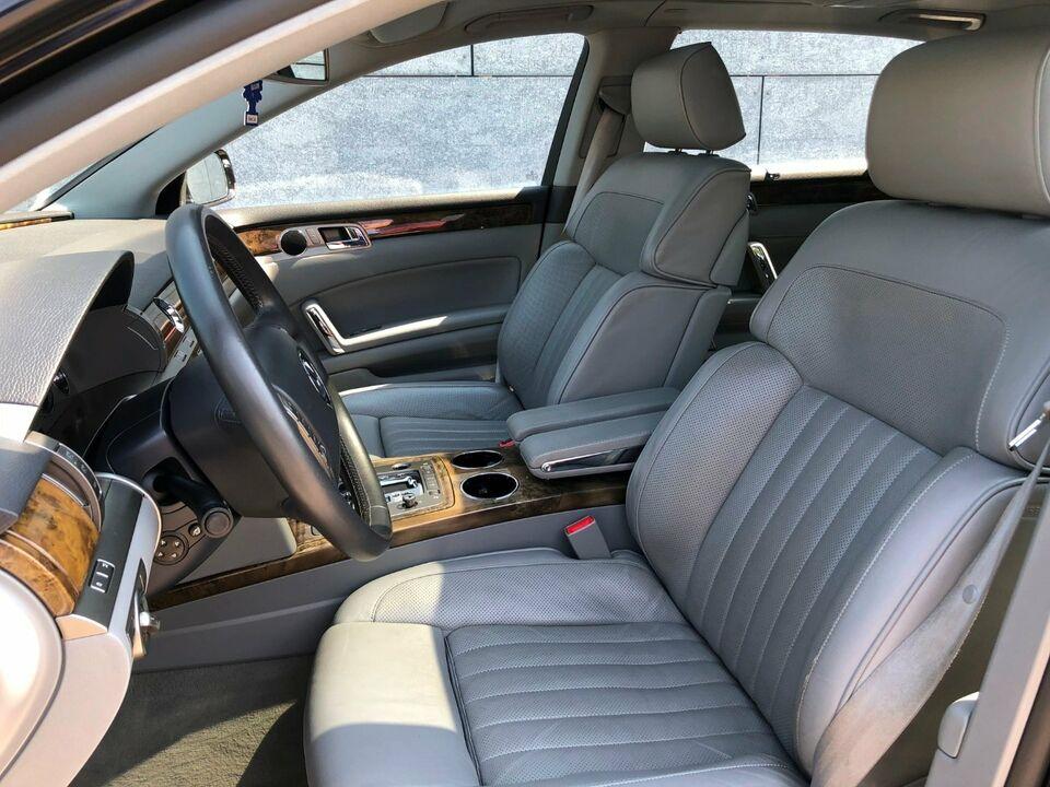 VW Phaeton 3,0 V6 TDi Tiptr 4M Diesel 4x4 4x4 aut.