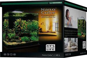 Utile Dennerle Nano Cube Complete + 60 L-afficher Le Titre D'origine