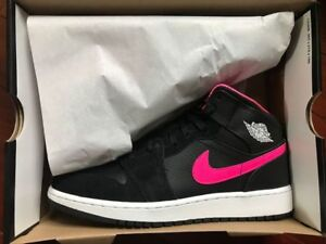 low priced e17c1 c32d0 Image is loading Nike-Air-Jordan-1-Mid-GG-555112-039-