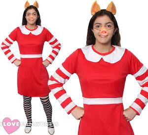 Onorevoli Costume Maiale Animale TV carattere GIORNATA MONDIALE DEL LIBRO insegnante adulto FANCY DRESS