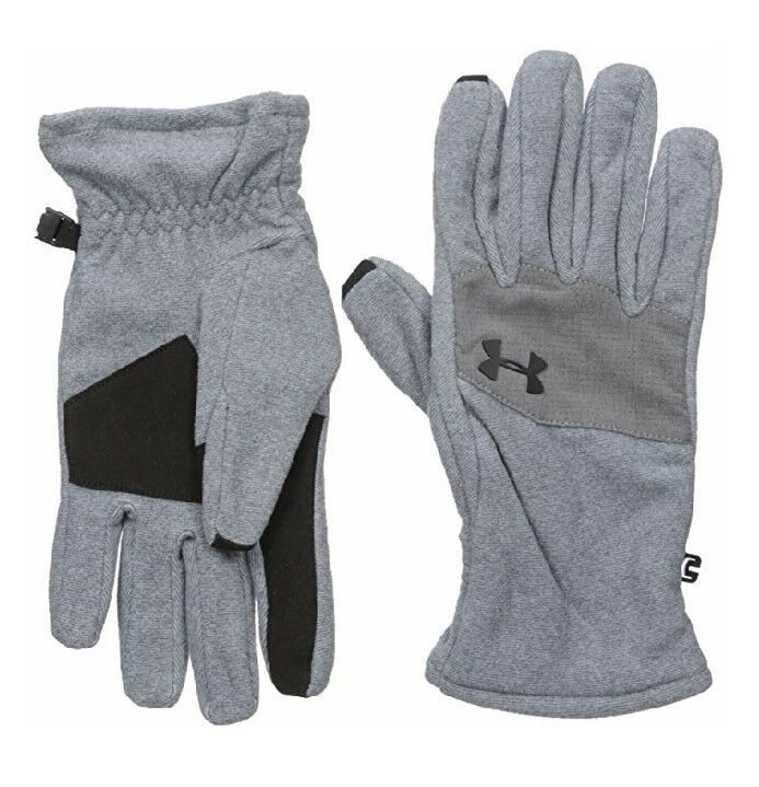 Under Armour Mens Yth Survivor Fleece 2 Gloves