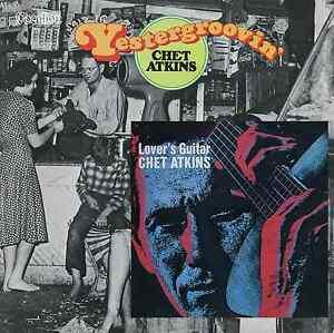 Chet Atkins Yestergroovin