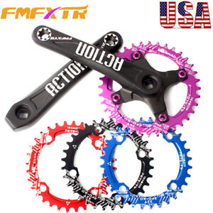 30-42T-104BCD-170mm-Crank-MTB-Bike-Narrow-Wide-Chainring-Sprocket-Chain-Ring-CNC