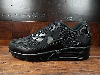 Nike Air Max 90 Essential AM90 (Triple Black) [537384 090] Mens 8 13 | eBay