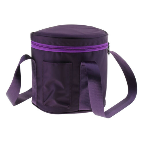Padded Carry Case Bag Thicken Carrier for 6-14 Inch Crystal Singing Bowl