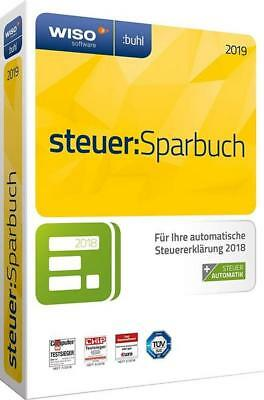 WISO steuer:Sparbuch 2019 (CD Box)