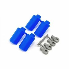 RPM80575 Shock Shaft Guard Associated Blue  RPM RC CAR/TRUCK PART