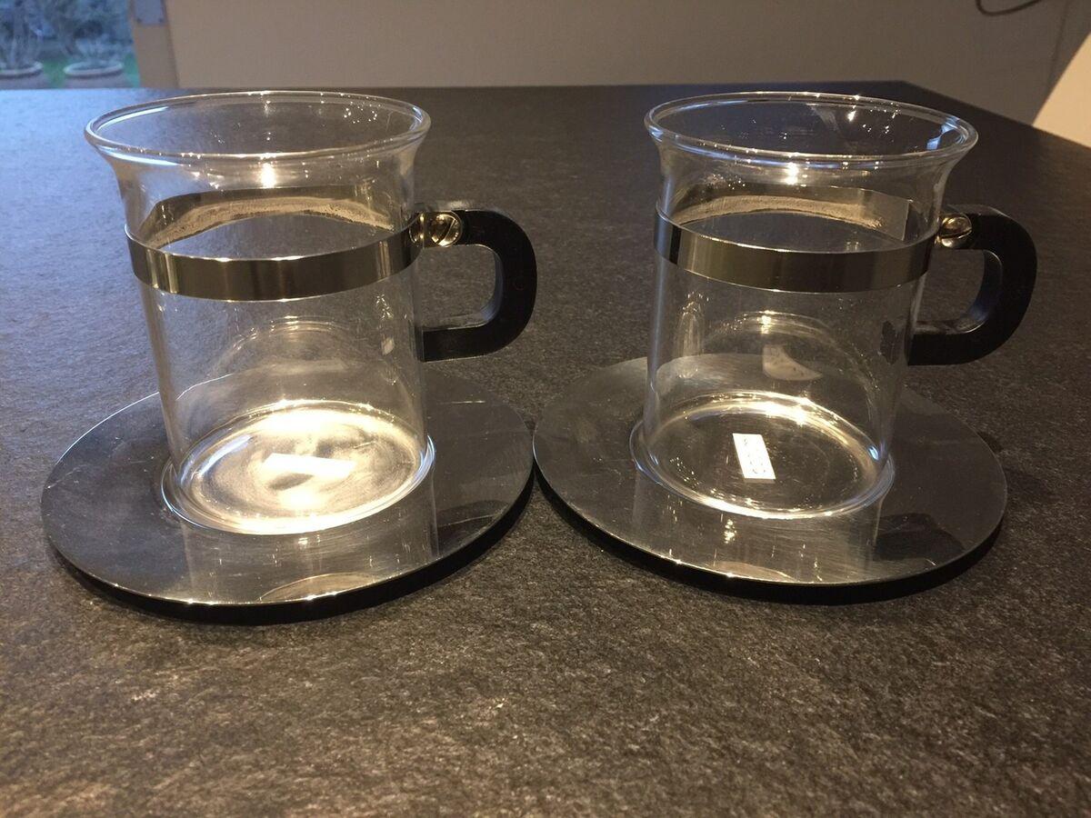 Topmoderne Glas, Krus, BODUM – dba.dk – Køb og Salg af Nyt og Brugt OD-37
