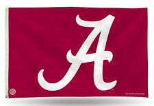 Alabama Crimson Tide Authentic 3x5 Indoor/Outdoor Flag Banner NCAA Hologram