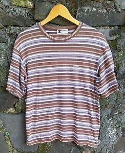 Vintage 90s Bitch Skateboard Stripe Tee T-Shirt Size Large,Blind,Hook Ups,Powell