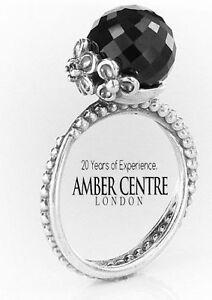 anello pandora nero