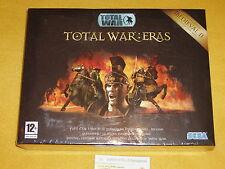 TOTAL WAR : ERAS MEDIEVAL 1 PC WINDOWS NUOVO SIGILLATO versione ITALIANA RARO