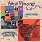 Sounds Like Gene Vincent/Crazy Times by Gene Vincent (CD, Mar-2006, Collectables)