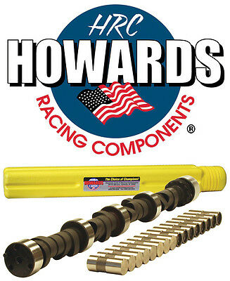 Howards Cams CL120031-12 454 BBC Chevy 516/527 Lift Hyd. Camshaft Lifter Kit
