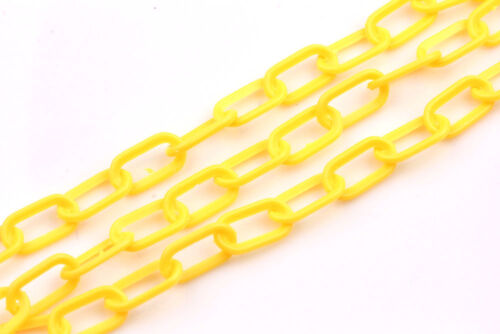 5Pcs Durable Plastic Long Chain C-Links Parrot Bird Bite Toy Clip Pet Supplies