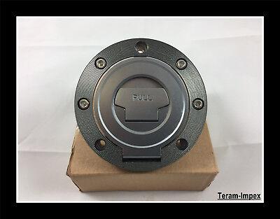 TERAM LOISIRS Trappe /à Essence Bouchon Reservoir /à cl/é pour Yamaha YZF R1 R6 FZ6 XJR FJR XJ6 NEUF FRANCE