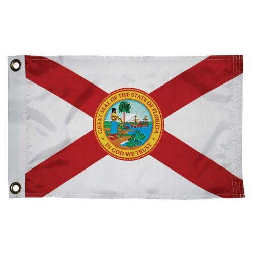 "Taylor Made 93096 Florida Nylon Flag 12/"" X 18/"""