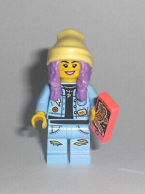 Paul LEGO Hidden Side Figur Minifigur Geisterzug Geist Ghost Train Zug 70424