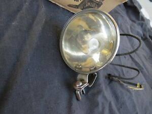 HEAD-LIGHT-LANTERNE-no-13-ELECTRIQUE-FRENCH-LAMP-RENE-HERSE-bicycle-VINTAGE