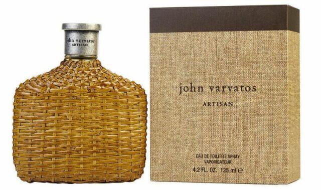 JOHN VARVATOS ARTISAN 125ML EDT MEN NEW SEALED BOX.