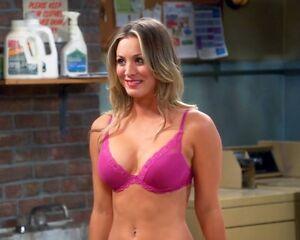 Kaley cuoco sexy bikini