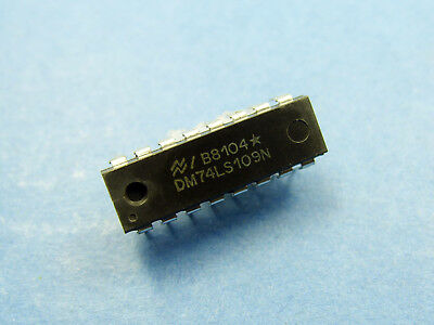 National Semiconductor MC74HCT374 IC 5x MM74HCT374N Octal D-Type Flip-Flop