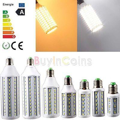 E27 9W 13W 18W 40W 42 132 LED 5630 5730 SMD Corn Spot Light Lamp White Bulb Home