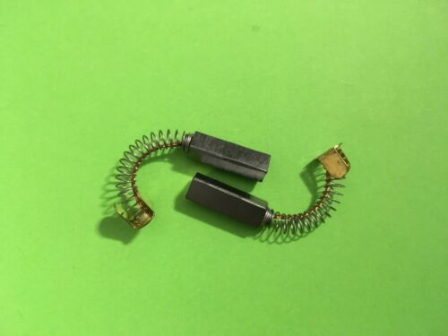 Kohle-Bürsten,4 x 5 mm für viele Pfaff Nähmaschinen 2 Stück Motor-Kohlen