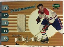 "2002-03 Parkhurst Retro Henri ""Pocket Rocket"" Richard ""Nicknames"" Jersey"