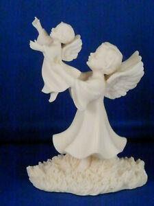 Millenium-Comfort-of-Heaven-4-034-Figurine-When-God-Calls-Little-Children