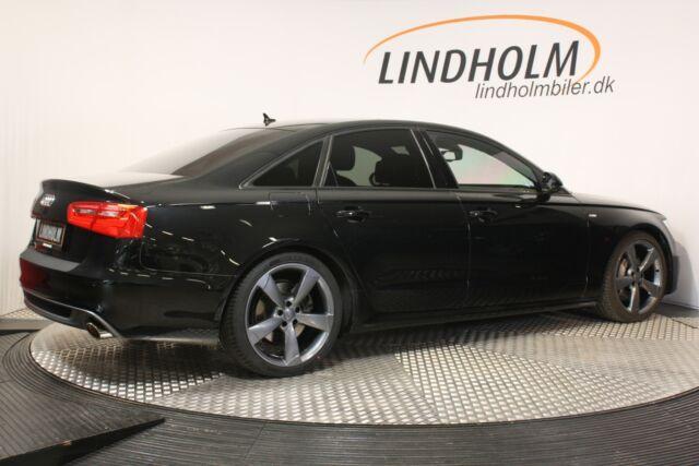 Audi A6 3,0 TDi 313 quattro Tiptr.