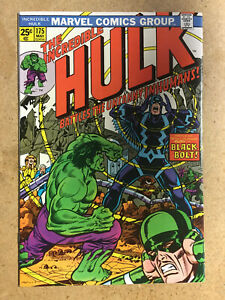 INCREDIBLE HULK 175 Inhumans Black Bolt Quicksilver Karnak Triton Crystal Gorgon