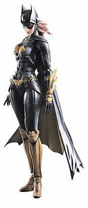 BATGIRL-Play-Arts-Kai-Batman-Arkham-Knight-figure-MIB
