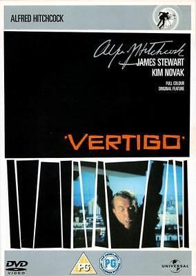 Vertigo (DVD / James Stewart / Alfred Hitchcock 1958)