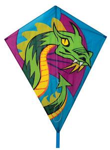 Kite-Dragon-40-034-Diamond-Shape-Single-Line-Kite-Winder-String-13-SD-01235