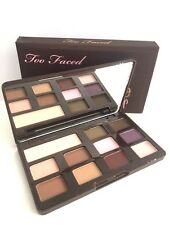 Too Faced CHOCOLATE CHIP MINI PALETTE  Limited Edition Matte Eyeshadow Authentic