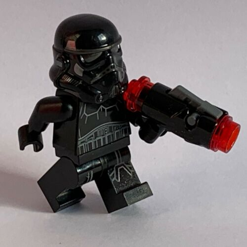 SHADOW TROOPER 1 LEGO Star Wars minifigure new helmet gun stormtrooper 75262