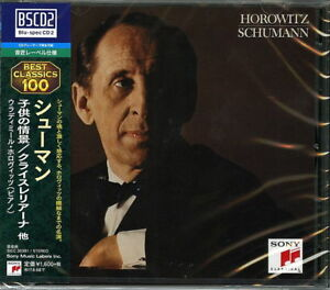 VLADIMIR-HOROWITZ-SCHUMANN-FAVORITE-PIANO-WORKS-JAPAN-BLU-SPEC-CD2-D20