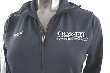NEW Speedo Embroidered Women's Full Zip Jacket Size S