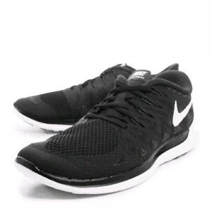 malicioso búnker conocido  New Men's Nike Free 5.0 Black White Anthracite dark grey running SZ 7.5 |  eBay