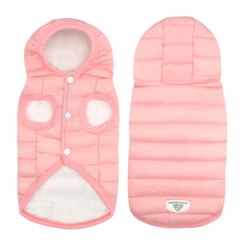 Pet Dog Clothes Warm Winter Pet Puppy Cotton Coat Jacket For Small Medium Dogs