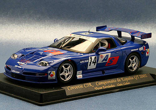 FLY A128 CORVETTE C5 R CHAMPION SPAIN GT 2002