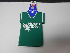 size 40 5eee1 9b3c2 Details about 4 North Texas Mean Green Neoprene Bottle Jerseys. 4 of them.  WHB